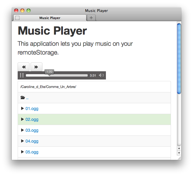 html-music-player-screenshot